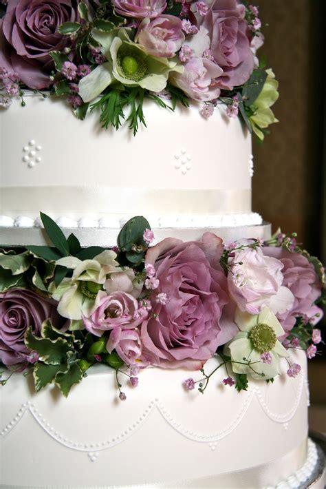 Cake Wedding Flowers by Wedding Flowers Jemma S Vintage Wedding Flowers