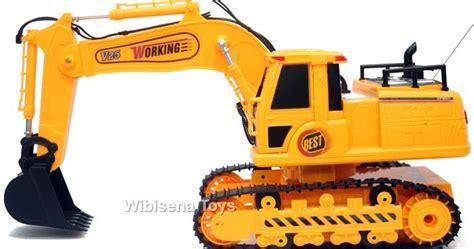 Mainan Truk Bak Serok 185 rc kendaraan berat jual mainan