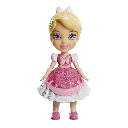 Disney Posable Mini Toddler disney princess kingdom