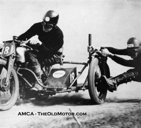 sidecar motocross racing 1949 sidecar racing did he live to see 1950 cool
