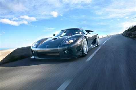 koenigsegg highway koenigsegg ccx on road picture 15029