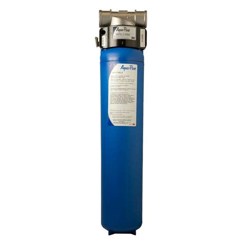 3m whole house water filtration system aqua ap904