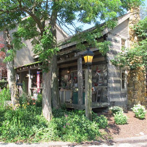 Morgan House Restaurant Gift Shop Glick Rd Dublin Ohio 43017