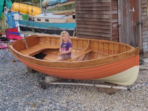 small rowing boats for sale uk new build traditional clinker wooden rowing boat for sale