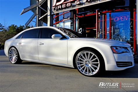 audi a8 rims for sale audi a8 with 22in vossen vfs2 wheels exclusively from
