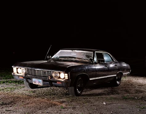 the impala impala supernatural photo 14802117 fanpop