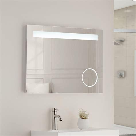 bathroom mirrors led cassellie focus led bathroom mirror