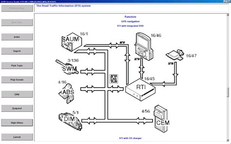 volvo rti wiring diagram wiring diagram