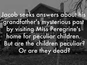 miss peregrine s home for peculiar children by amccasli