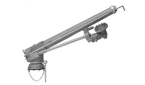 portata irrigatori irrigatore lunga gittata dispositivo arresto motori