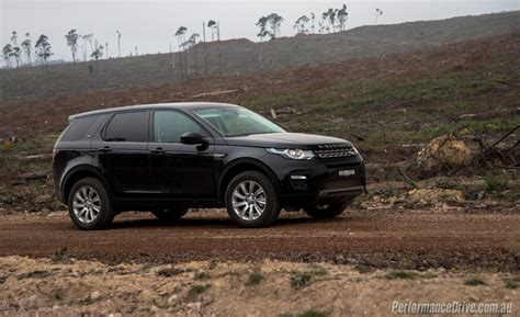 land rover australian land rover discovery sport td4 se review video
