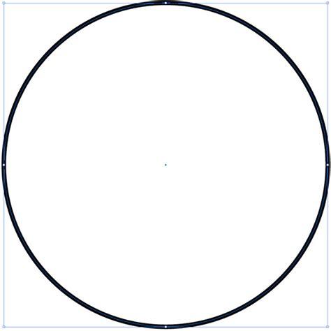 duplicate a shape around a circle using array modifier in draw a yin yang icon bortonia
