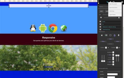 html design linux wine google web designer or adobe edge animate