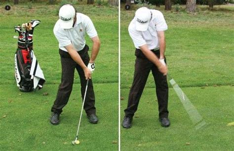 no release golf swing split hands for a no slice release golf australia magazine