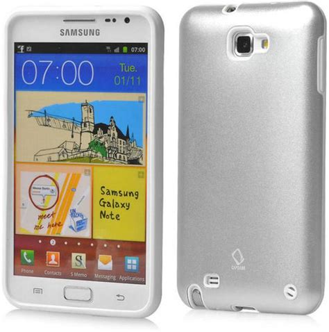 capdase back cover for samsung galaxy note gt n7000