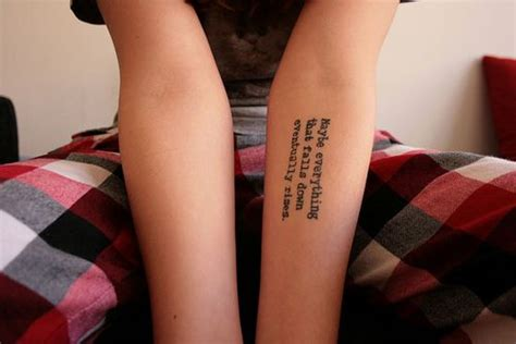 tattoo quotes forearm tattoo forearm quote tattoos pinterest