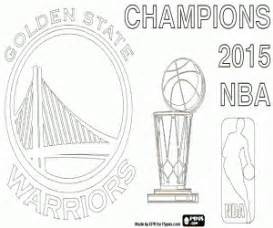 golden state warriors coloring pages goldenstatewarriors chion nba2015 coloring page