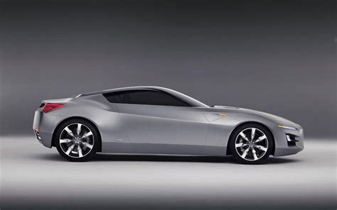 sports cars side view could this superhero car have been the next acura nsx