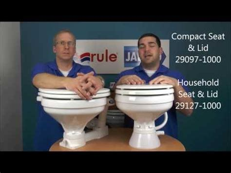 Jabsco Electric Marine Toilet Troubleshooting by Video Library Xylem Applied Water Systems United States