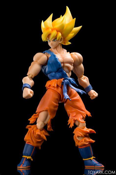 Shf Z Saiyan Goku Gokou Ss Misb ss goku warrior awakening version s h figuarts figures toys gashapons