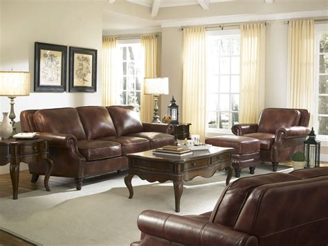 rustic leather living room furniture bentley rustic savauge leather living room set from