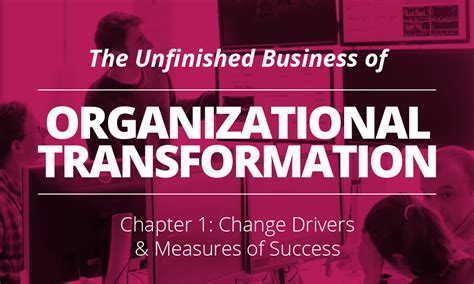 The Unfinished Business of Organizational Transformation   ThoughtWorks
