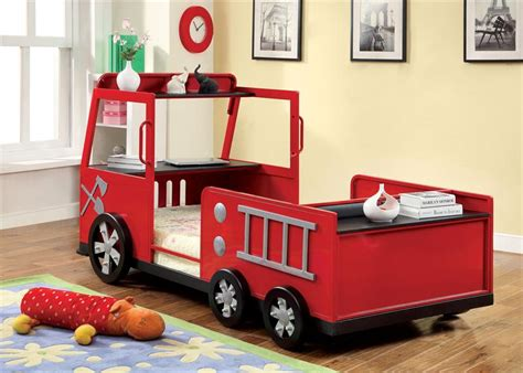 truck twin bed step2 fire engine toddler bed step2 free engine image