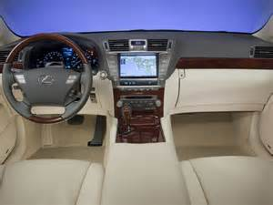 Lexus Ls 460 Interior 2012 Lexus Ls 460 Price Photos Reviews Features