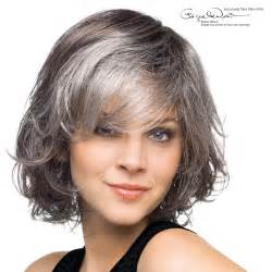 curly gray hair lowlights ideas dark brown hairs