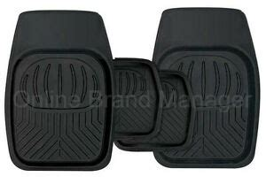 mitsubishi l200 mud mats mitsubishi l200 black rubber heavy duty tray floor