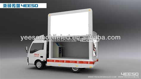 mobile by conduit mobile led advertising cars mobile led billboard for