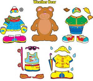 bulletin board set weather bear images frompo