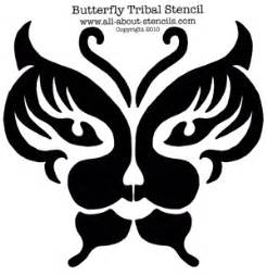 tribal stencils and free stencils