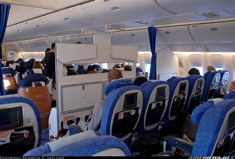 Air 777 Interior by Boeing 777 Airways Interior