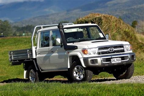 Toyota Landcruiser 70 Series For Sale Uk So Why Has Toyota Not Leased The New 70 Series In The Eu