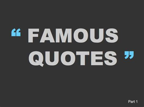 powerpoint templates for quotes famous quotes template
