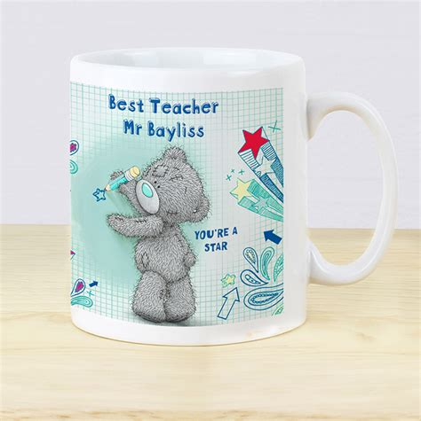 personalised christmas gifts for teachers just the right