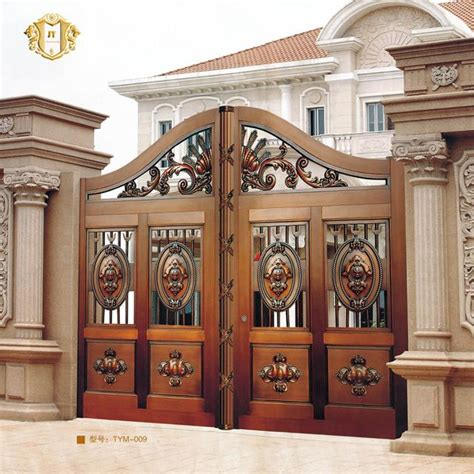 source  newest indian house main gate designs