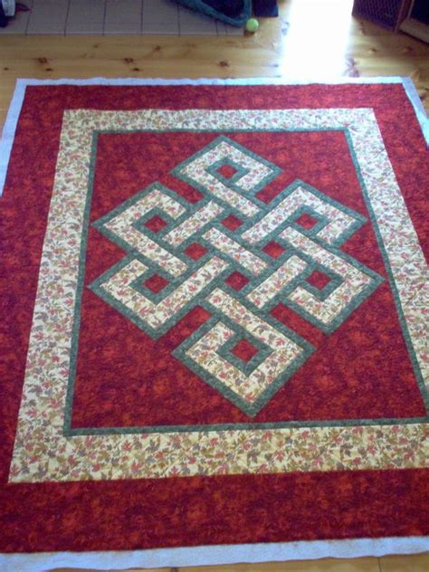 Celtic Quilts by Gordian Knot Quilt Pattern Free Honorable Mention