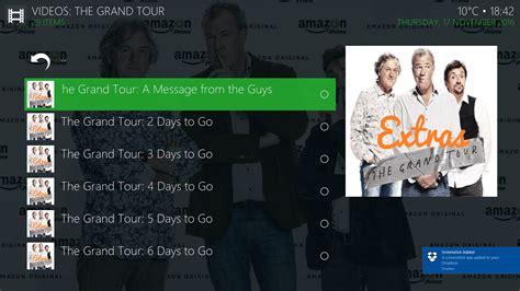 kodi display new episodes where to watch the grand tour on kodi top new show