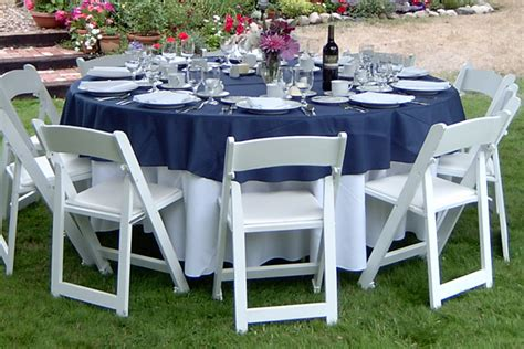 Collapsible Chair bend oregon linen rentals bend linen rentals