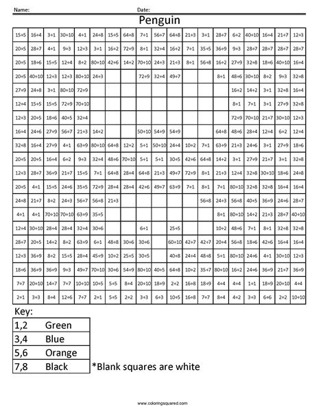 coloring pages with division division maths mystery picture jess pinterest math