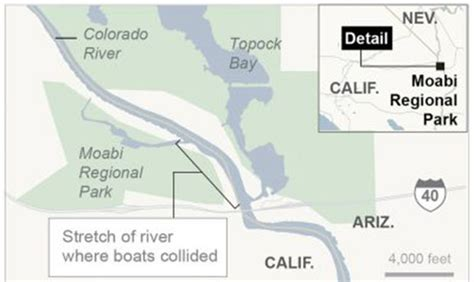 boat crash this weekend 3rd body found on colorado river after weekend boating