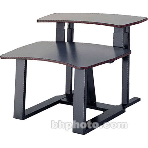 Winsted Desk by Winsted Digital Desk With Riser E4605 B H Photo