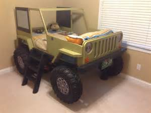 Toddler Size Car Bed Jeep Bed Plans Size Car Bed