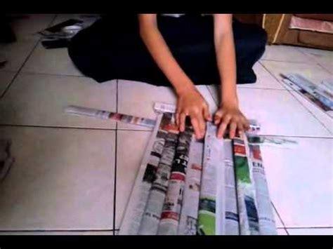 tutorial tas sajadah membuat keset dengan kain perca limbah penjahit pkbm sa