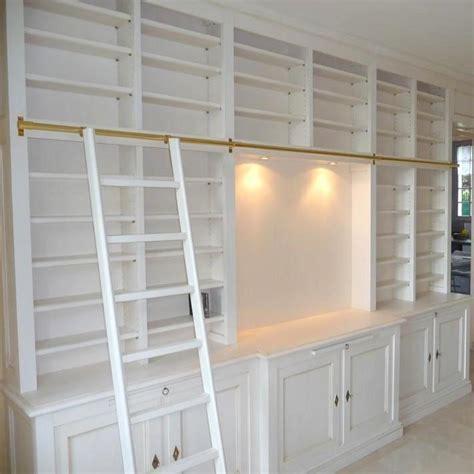 scala per libreria librerie in legno con scala