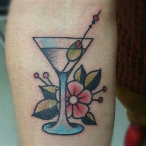 cocktail tattoo designs mehdi le mair