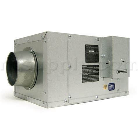panasonic inline bathroom exhaust fan buy panasonic whisperline inline ventilation fan fv 10nlf1e panasonic fv 10nlf1e