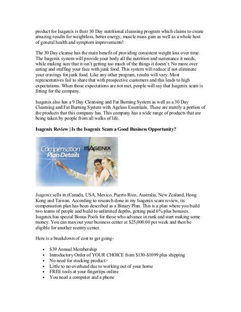 Chandler Detox Reviews by Isagenix Scam Review Secrets